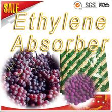 peruvian grapes used ethylene absorber ethylene oxide sterilizer