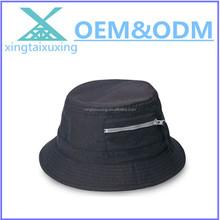 NYLON OXFORD BUCKET HAT