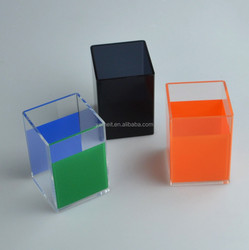 Acrylic box aluminum dog box factory cheaper price