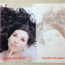 """High Speed Printing100gsm High Release high transfer rate Paper Roll size 1620mm (64"""")dye sublimation paper for textile"""