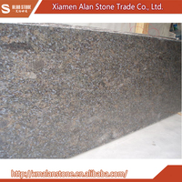High Quality granite butterfly blue stone