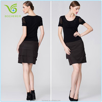 New design woman girl dress ladies casual dresses pictures