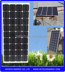 2015 new product hot sale most efficient solar panels