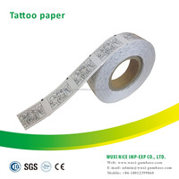 customized water transfer printing water transfer paper tattoo