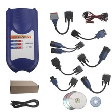 NEXIQ 125032 USB Link Software Truck scanner Diesel Truck Diagnose Interface with All Installers