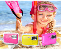 Child's underwater camera for child camera gift with 1.5-Inch LCD Screen Dustproof