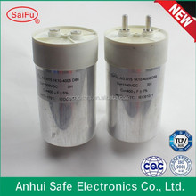 SH dc link capacitor with low ESR from china factory