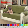 100% Polyester Microfiber Soft sofa cover loveseat cover chair cover