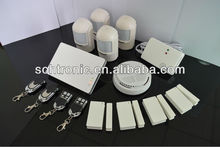 the most popular itelligent home and industrial gsm alarm system