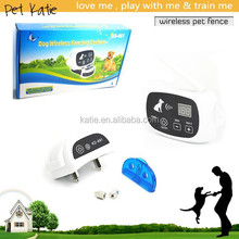 2015 New Arrival Pet Dog Kennel Containment Wireless Electric Fence for Sale