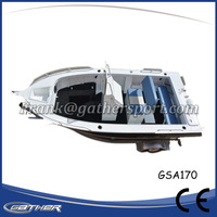 Alibaba Suppliers User-Friendly Excellent Material Aluminum Fishing Boat