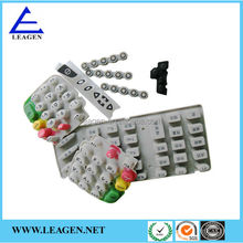wide usage of silicone keypad with good quality and fast leadtime