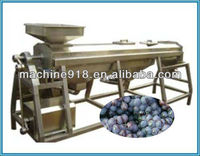 grape peeler adopted the French,Italy advanced technique grape dehulling machine