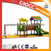 Kids outdoor tunnel playground,kids backyard playground (factory price)