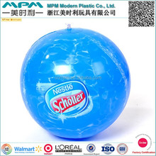 Standard Size Giant Pvc Inflatable Beach Ball for Promotion
