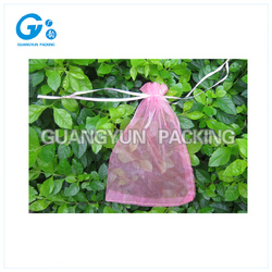 Custom Various Organza Pouch and Organza Bags Wholesale for Gift Bag