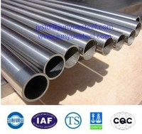 Welded Ferritic Stainless Steel pipe S32750 ASTM A789 for mechanical engineering