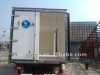 toyota refrigerated truck body