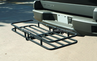 500 lb. Capacity Steel Cargo Hauler