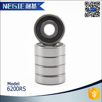 Hot Sale Chinese Low Price High Speed Precision Axial Load air conditioner bearing 6200