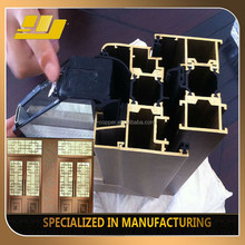 Professional Manufacturer Brass Curtain Wall profile