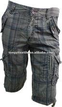 pantalones para hombre marca a corto carga pantalones bermudas