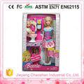Janpanese educativos Beauty Girl muñecas de plástico a la moda Doll Wholesale