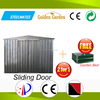 2015 latest style sliding door modular homes for tools storage