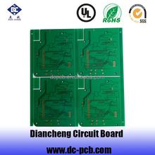shenzhen oem pcb fr4 1.6mm pcb for custom electronics