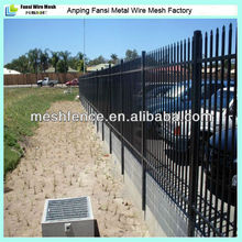 Alibaba supplier Outdoor Spear Top Metal Fence (sales2@china-metal-fence.com)