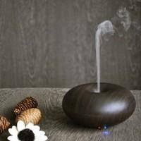 GX-03K deep wood ultrasonic aroma diffuser/sunflower oil with perfume in dubai