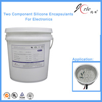 Silicone electronic industrial gel for Power Module