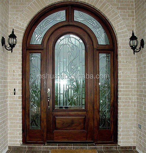 French door entry buy arched door mirror fancy entry for Purchase french doors