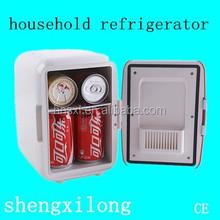 4L small display fridge