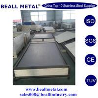 601 inconel aleacion placa de acero del fabricante