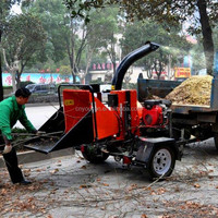 Professional Manufacturing wood chipper price