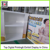 High Quality Advertising Cardboard Display Standee In China