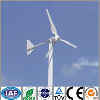 motor for wind turbine 1000w horizontal wind generator /windmill with ISO9001 CE made in china