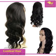 Factory directly wholesale virgin human hair full lace wig, peruvian body wave full lace wig virgin human hair