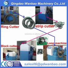 Scrape tyre recycling rubber powder equipment / tire recycling machine