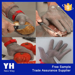 2015 Stainless Steel Chain Link Glove