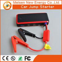 Manufactory emergency car tools 12000mah capacity powerful mini auto jump starter lipo car battery