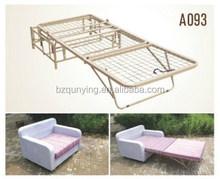 Hot selling home furniture sofa bed frame