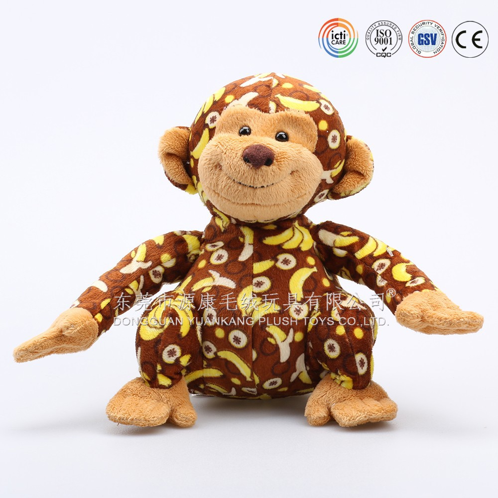 Toy Names A Z : Customize promotional kid toys names plush monkey buy