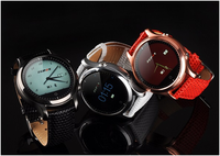Top Quality Fashion Lady's SOS Bluetooth Ios&Android Smart Watch Phone