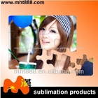 Sublimação blanks g24 puzzle sublimação sublimation jigsaw quebra-cabeça de papel