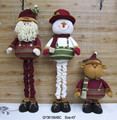 """43 """" Flexible de santa muñeco de nieve renos decoración de la navidad para el supermercado"""