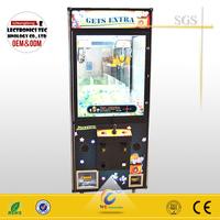 cheap mini prize toy claw crane arcade game machines for sale plush crane toy vending machine news letter trade assurance