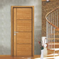 engineered veneer composite wooden interior wooden door in 2015year newest style