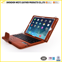 High Quality PU Leather Portfolio Folder Brown Cheap Price Leather Portfolio Case For Microsoft Surface Rt And Pro